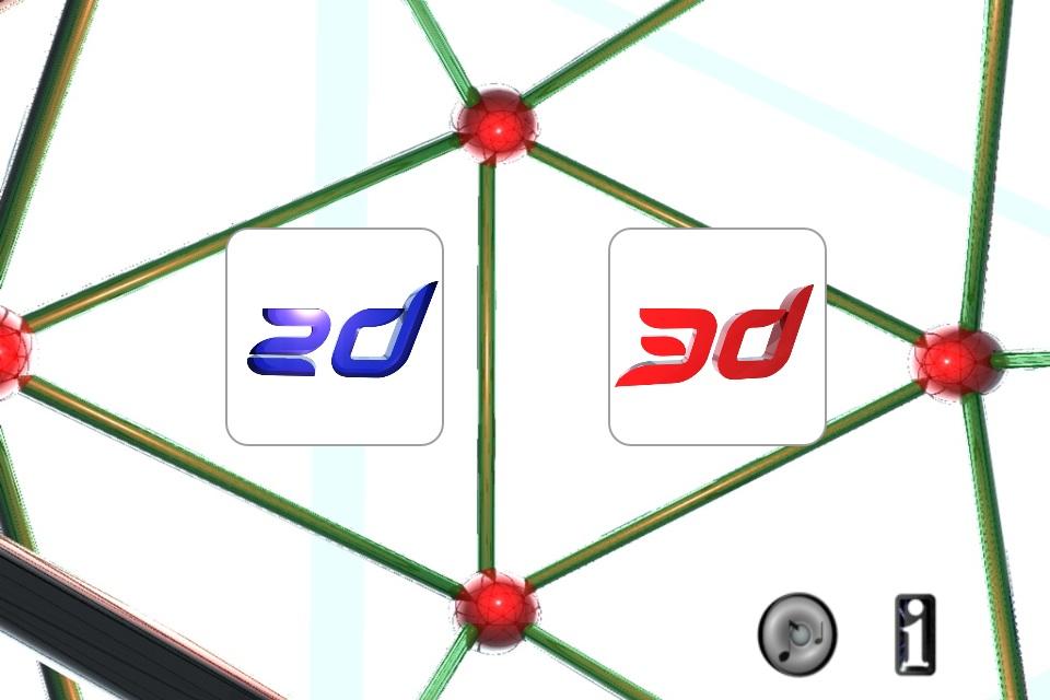 Screenshot Untangle 3D