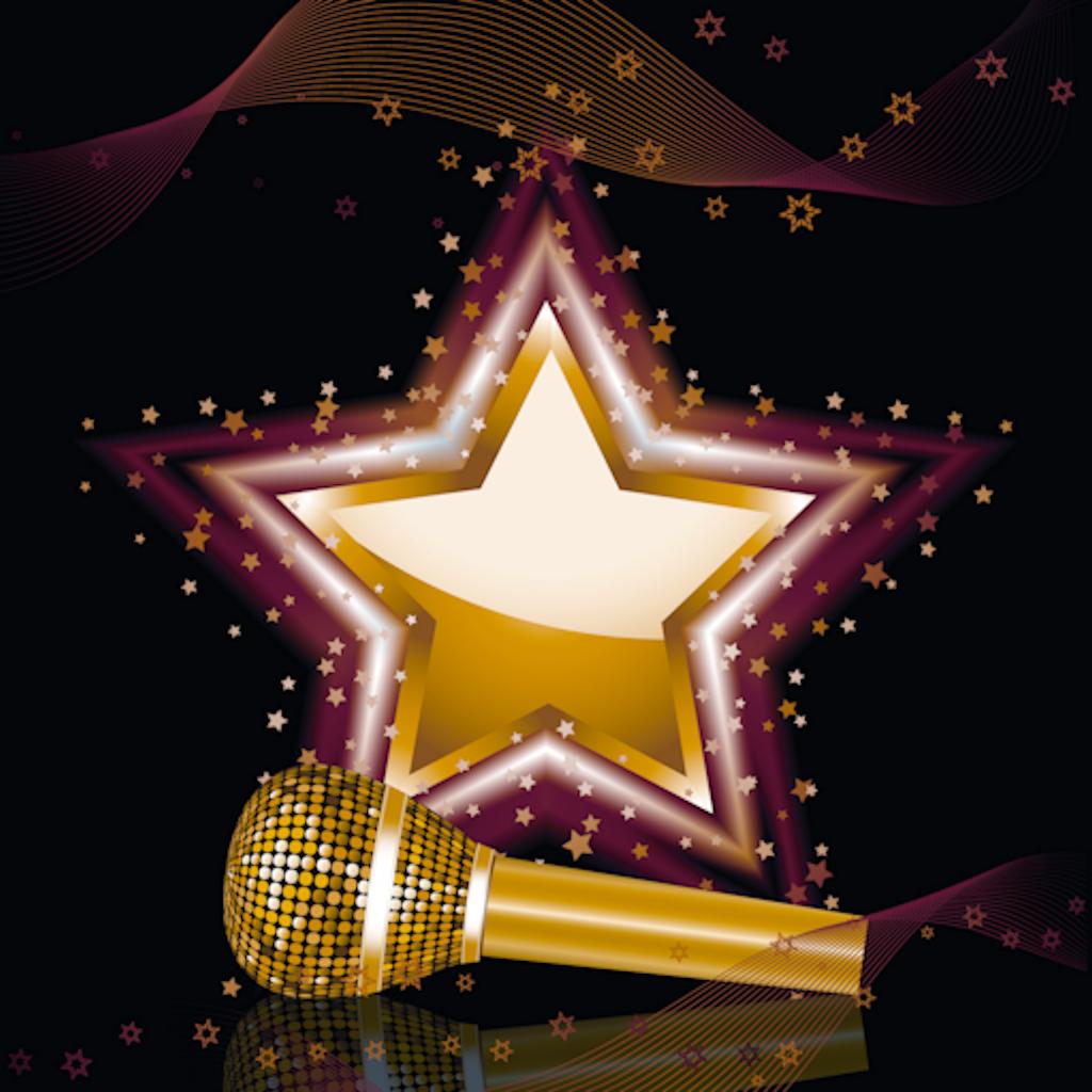 Оформление конкурса две звезды